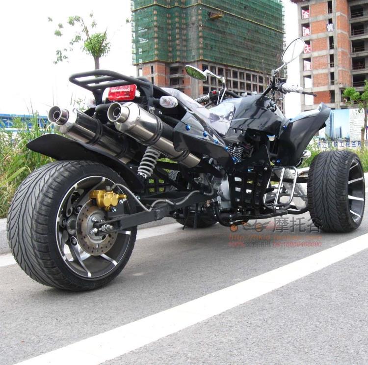 Sang trọng lớn ATV ngược ba bánh ATV F1 road race xe máy xe thể thao off-road lốp 150-250cc