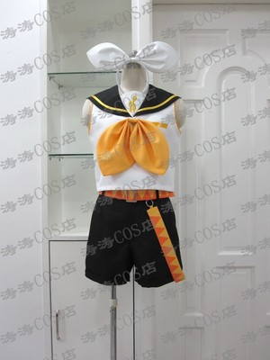taobao agent COSPLAY vocaloid/V home Kagamine Twins Kagamine Ring