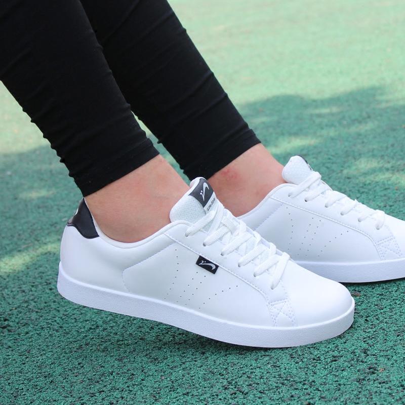 VIP người đàn ông chim giày giày nam mùa xuân và mùa hè giày trắng giày thường 2018 new trắng sinh viên giày thể thao đích thực