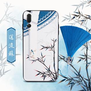 buer故宫海兰中国复古风魅族手机壳