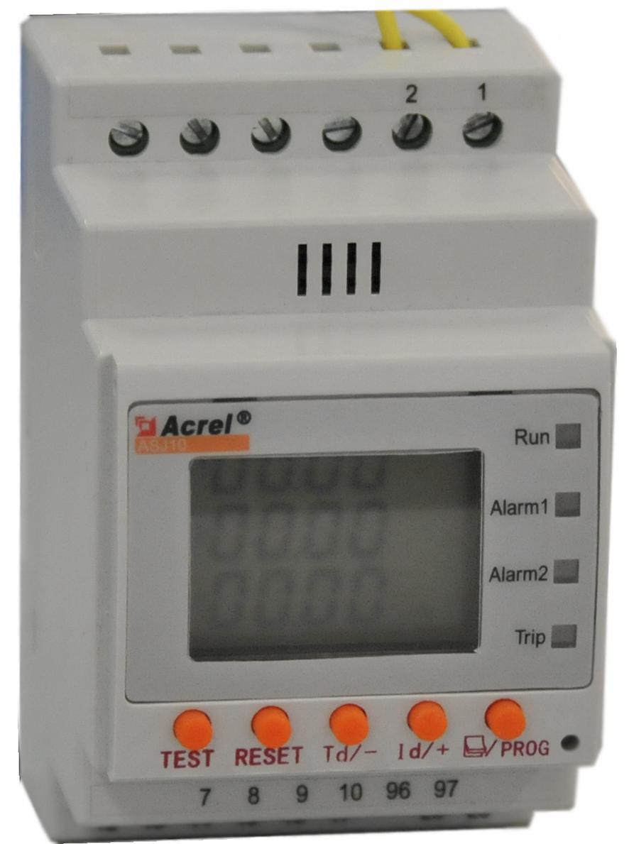 安科瑞ASJ10-AI3系列数字式三相电流继电器