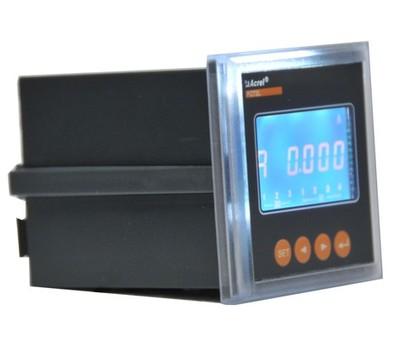安科瑞PZ72L-DU、PZ80L-DU、PZ96L-DU 液晶显示 数显直流电压表