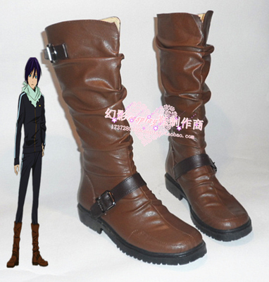 taobao agent 390 Noragami Night Fight cos shoes cosplay shoes