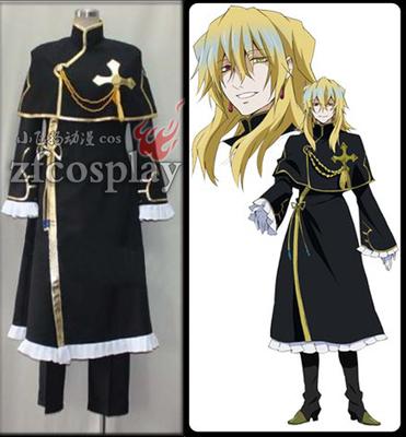taobao agent cosplay anime pandora heart vincent cos costume