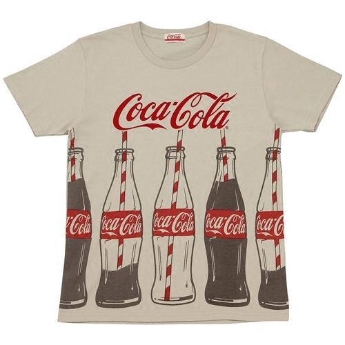 Coca-Cola 可乐瓶T恤