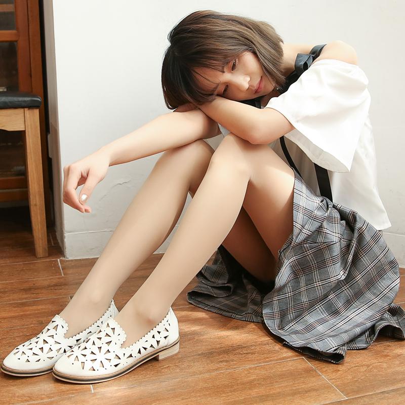 3双任意剪丝袜女超薄款夏季透明隐形天鹅绒光腿连裤袜防勾丝神器