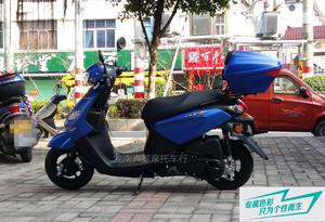 Xe máy thân cây hộp thân Yamaha đua eagle 禧 xe máy lưu trữ ngăn thân cây thông minh lưới i125 đuôi hộp