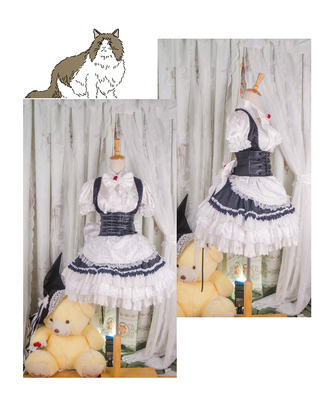 taobao agent 【Fold hell】Touhou project Marisa cos gorgeous version 2 version cosplay