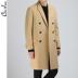 CJ tự chế của nam giới quần áo khuyến mãi mùa thu và mùa đông phá vỡ mã giải phóng mặt bằng cashmere áo khoác nam Hàn Quốc phiên bản của áo len giá trị giá cả phải chăng Áo len