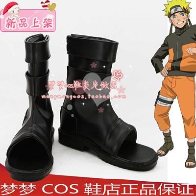 taobao agent 2235 Naruto shoes Kakashi cos shoes Naruto Uchiha Itachi Sasuke COSPLAY shoes