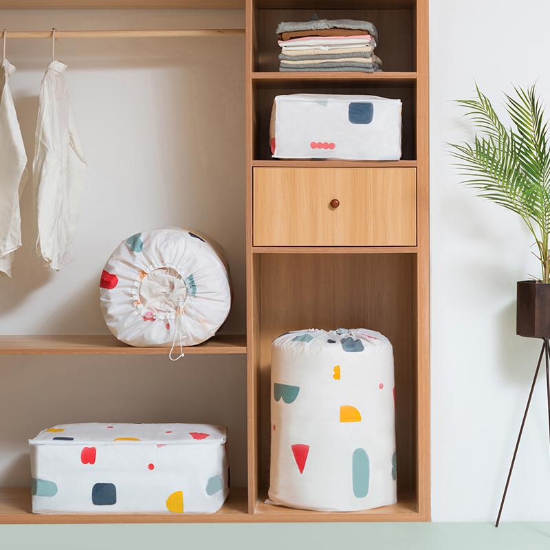 装棉被子收纳袋防潮特大衣服物袋搬家整理的袋子束口行李袋