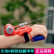 2018 mới spiderman cổ tay- loại trẻ em súng nước mùa hè chơi chống lại các bãi biển đồ chơi