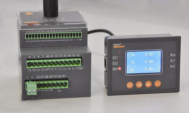安科瑞厂家直销ACM3-32/KU+90L 配电线路过负荷监控装置 谐波检测