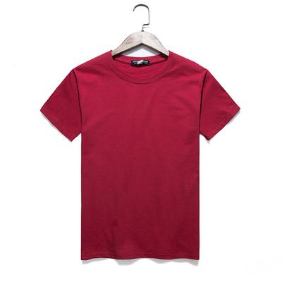 [Tùy chỉnh] mùa hè kích thước lớn nam ngắn tay T-Shirt in ấn bông đáy áo sơ mi từ bi đồng phục đội áo yếm quảng cáo áo sơ mi áo thun polo Áo phông ngắn