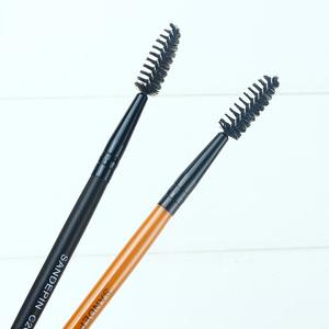Curler lông mi Thay thế lông mi Bàn chải lông mày chuyên nghiệp xoắn ốc lông mày chải lông mày công cụ chải lông cứng - Các công cụ làm đẹp khác