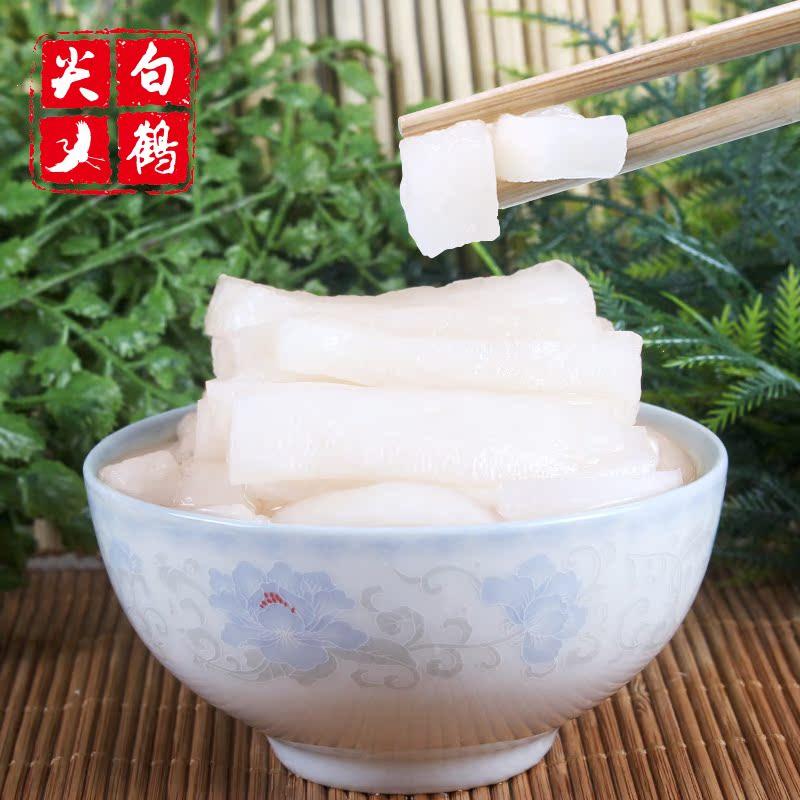 白鹤尖泡菜萝卜条农家手工自制特产酸萝卜条微甜孕妇开胃小菜零食
