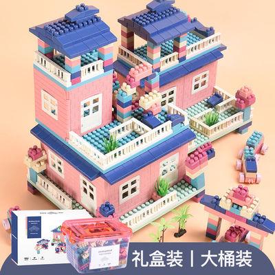 儿童大颗粒积木玩具拼装男女童益智早教智力开发积木小孩生日礼物