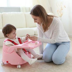 宝宝餐椅儿童吃饭多功能座椅