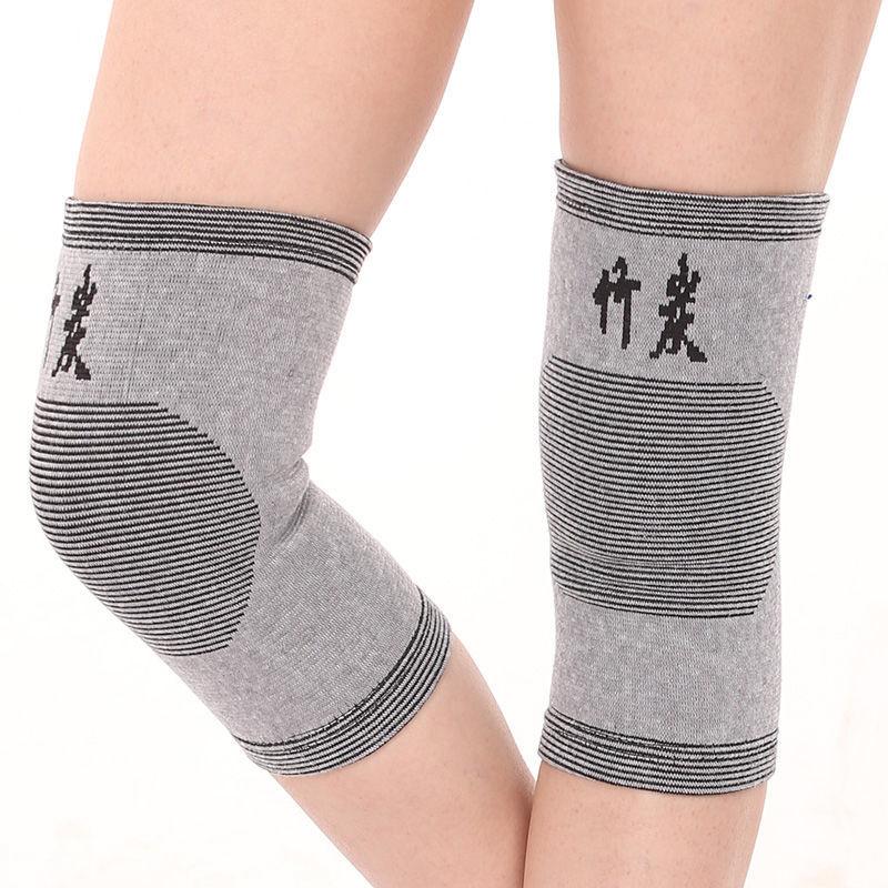 竹炭护膝自发热护膝盖男女老寒腿