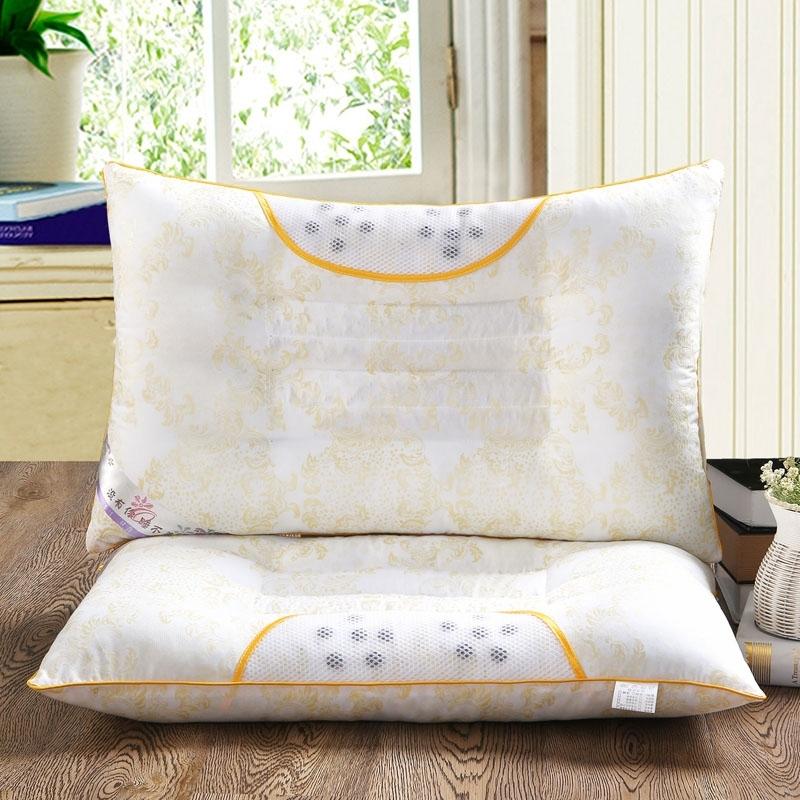 【决明子+磁石】【+枕套】【一只装】【一对装】枕头枕芯保健枕