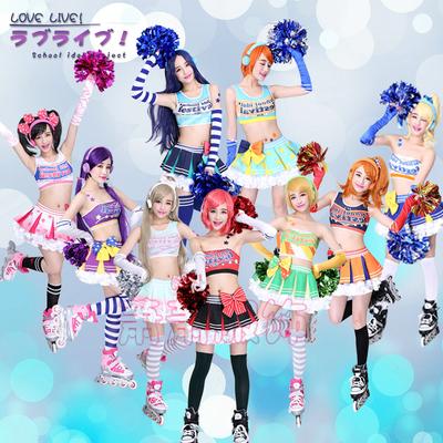 taobao agent Lovelive cheerleader South bird Nicole Ji Xiguo Hua Rin painted adult children cosplay women's spot
