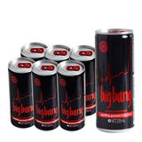 荷兰原装进口 bigbang 瓜拉纳复合果味饮料 250ml*6罐  12.9元包邮
