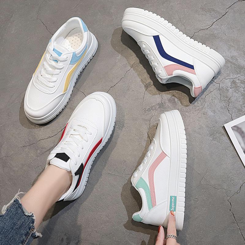 女士跑步鞋运动鞋休闲板鞋小白鞋女鞋