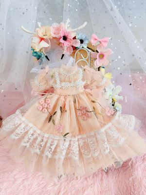 taobao agent Free shipping】bjd dress blythe cloth 1/4 1/6 points salon doll clothes giant baby 3 points deer fairy