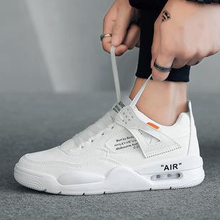 男潮流韩版休闲气垫跑步运动鞋