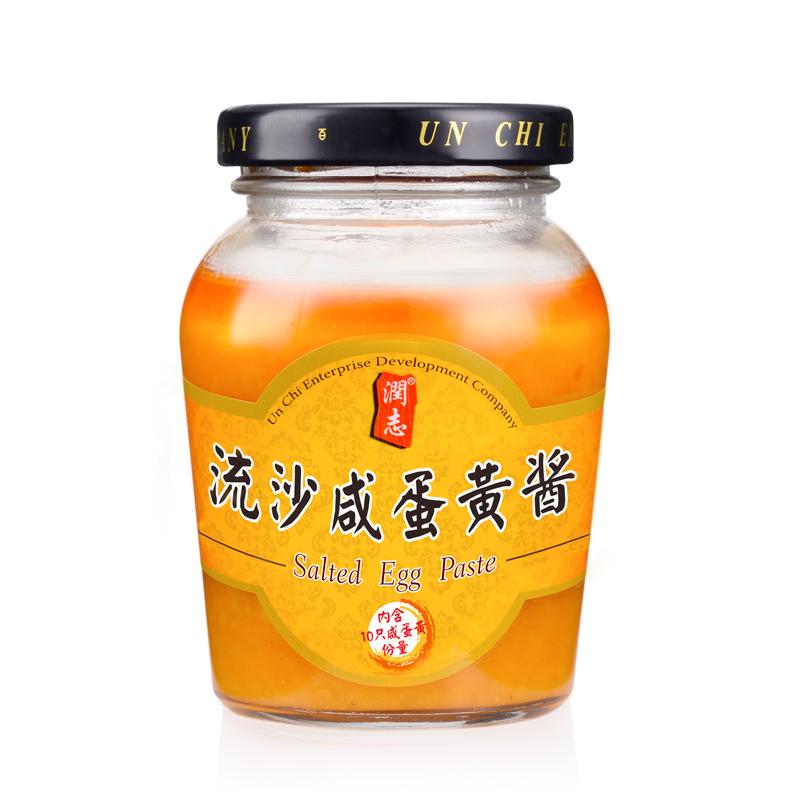香港润志流沙咸蛋黄酱即食拌饭酱料下饭菜拌面酱速食广东特产美食_淘宝优惠券
