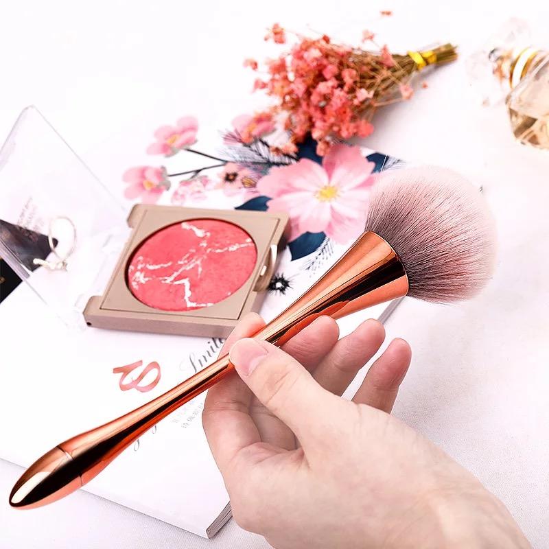 日系工具同款美甲工具粉尘刷多功能腮红刷美妆刷软毛指甲清洁刷