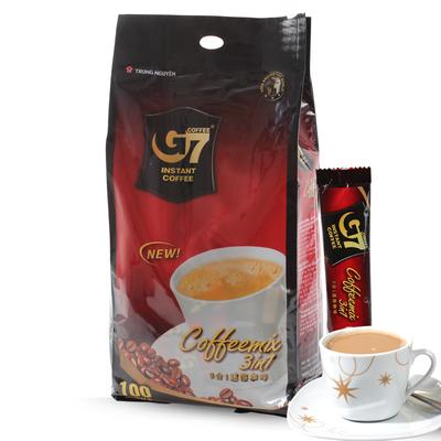 越南原装进口中原g7特浓咖啡粉