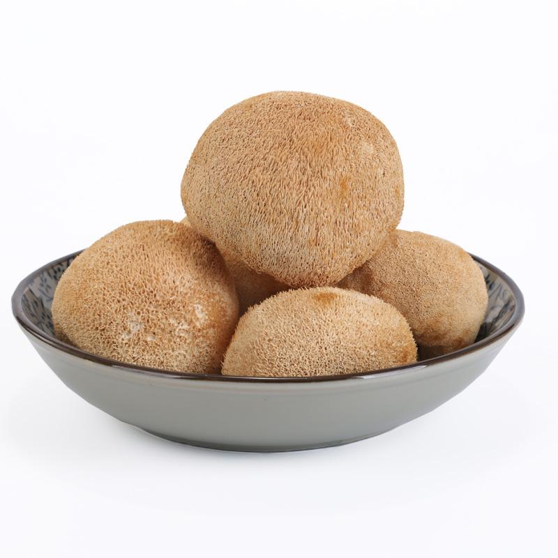 农家自产正宗猴头菇干货非东北仿野生粉新鲜特级养胃粉长白山500g