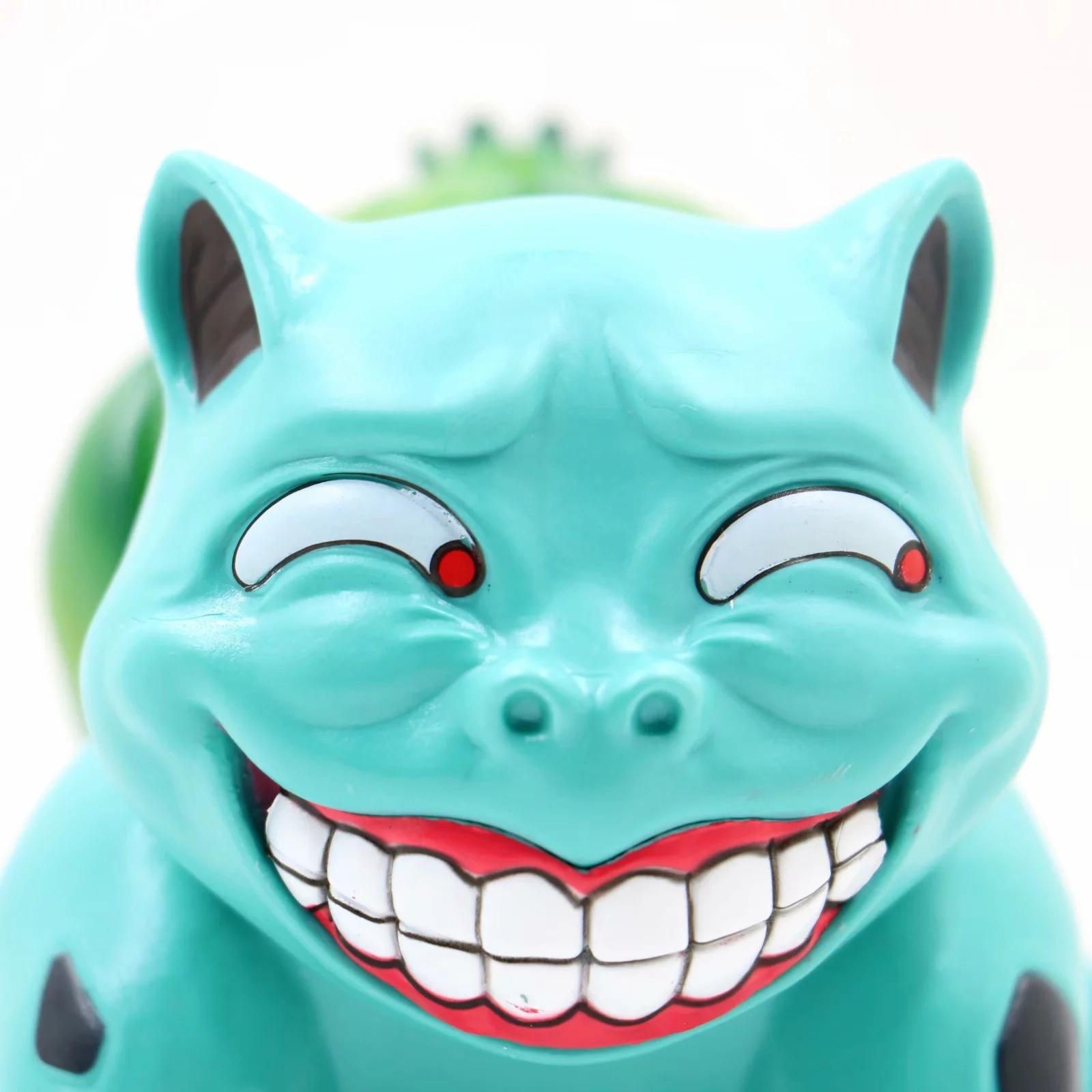 抖音同款玩具:邪恶的神奇宝贝手办-2