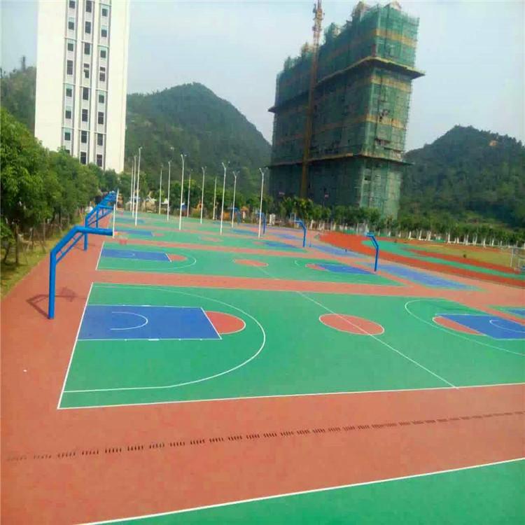 丙烯酸篮球场 篮球场地面材料 网球场比赛专用材料丙烯酸球场地面