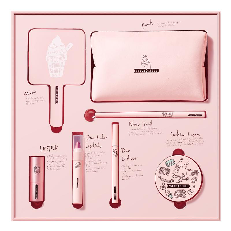 创意首尔甜美礼盒套装,送女生老婆少女心礼物
