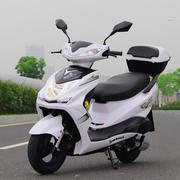 Wuyang Honda scooter 125cc tốc độ của phụ nữ nhiên liệu điện retro xe máy xe máy
