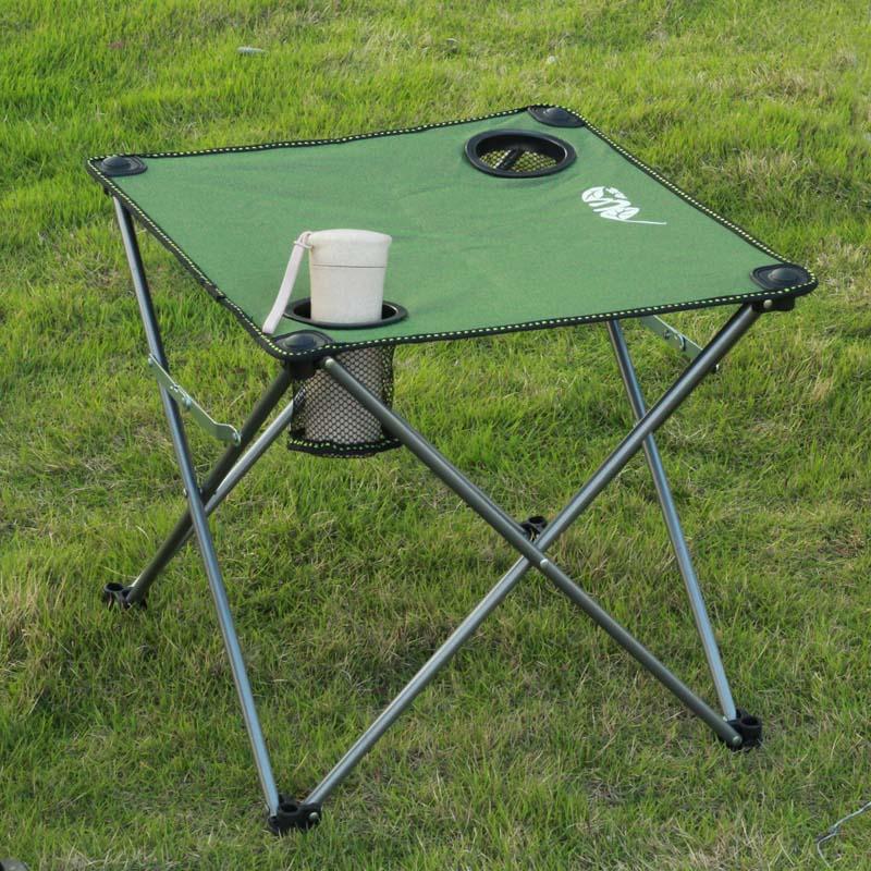 South Fall Mini Table Hiking Camping Trip Picnic Leisure Beach Outdoor Portable Folding