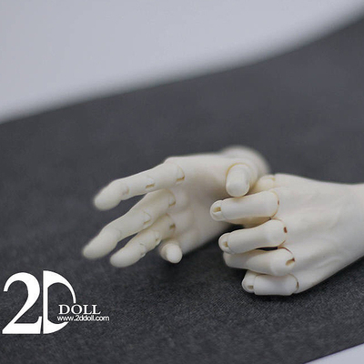 taobao agent 2D 68 joint hand bjd doll SD doll 68 uncle with joint hand spare hand replacement hand