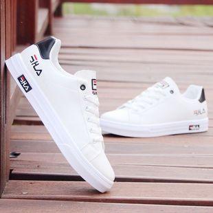 小白鞋男百搭学生休闲板鞋