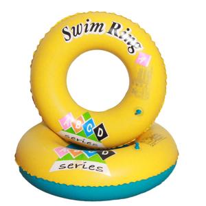 Người lớn mới chàng trai và cô gái học bơi dễ thương AB bơi vòng tròn giảng dạy đào tạo trẻ em dày phao cứu sinh bán buôn