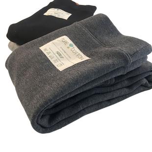 (爆款)新款秋冬加绒加厚长裤纯棉