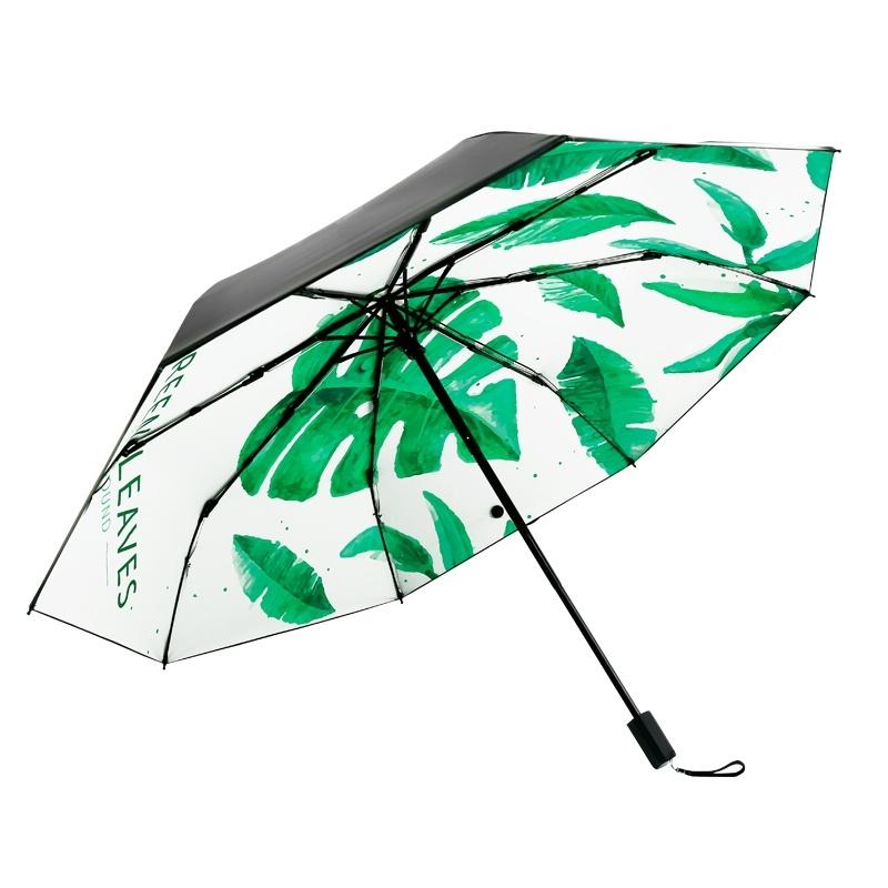 太阳伞两用晴<font color='red'><b>雨伞</b></font>黑胶遮阳伞防晒防紫外线