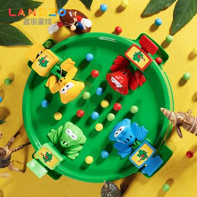 【抖音同款】大人小孩都爱玩的青蛙吃豆盘