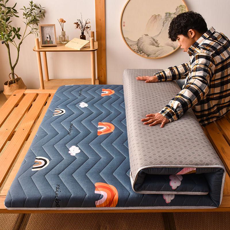 打地铺睡垫夏天地垫床垫地铺神器夏季午休垫子家用卧室折叠31