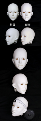 taobao agent US DOLL 70 series Hot (HOT) head only show