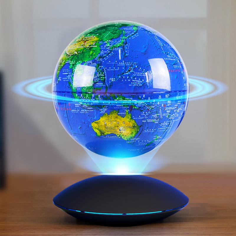 磁悬浮发光地球仪