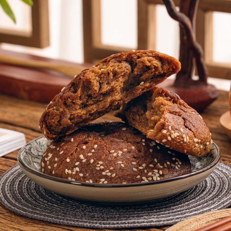 丰镇月饼中秋老式传统糕点小吃5枚装
