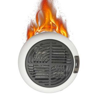 暖风机家用卧室节能省电小型电暖器