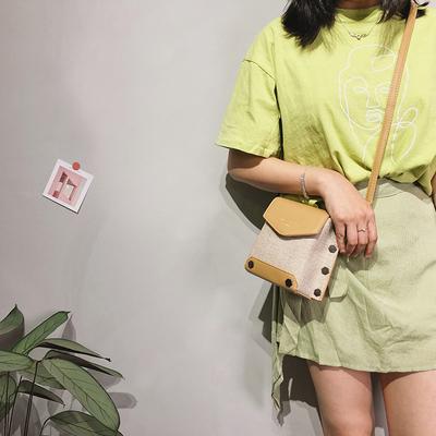 高级感包包女洋气新款秋冬简约时尚斜挎小方包复古单肩包